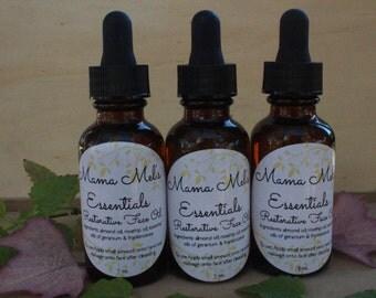 Restorative Face Oil/ Anti-Aging Oil