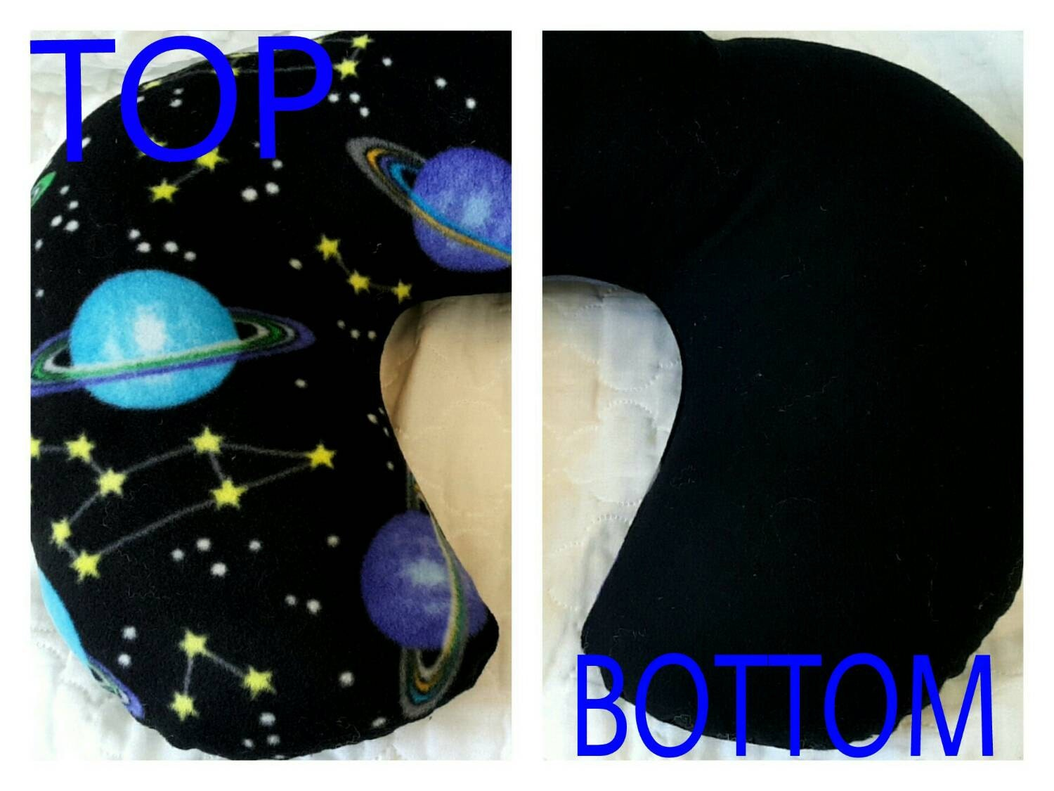 Boys boppy pillow galaxy boppy outer space nursery decor for Outer space gifts