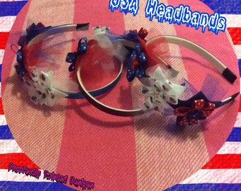 USA Headbands