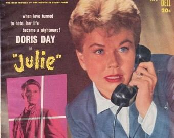 Screen Stories September 1955 Doris Day Magazine