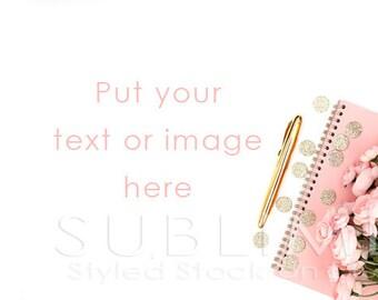 Styled Stock Photography / Styled Desktop / digital background / Header Image / Website Image / Blog Photo / JPEG Image / StockStyle-561