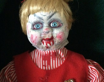 Christmas Horror Doll, Hungry Baby Zombie