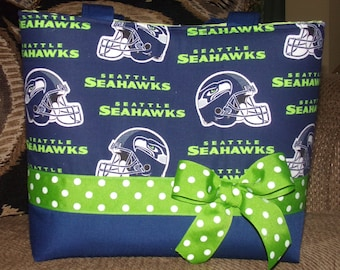 NFL Seattle Seahawks Purse