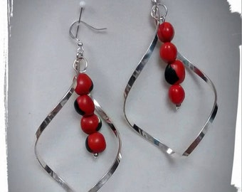 Simple classy Earrings of Huayruros 001 FREE  was 24.99
