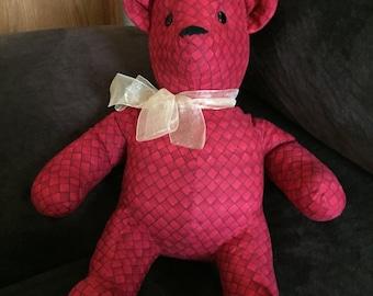 Cuddly Christmas Teddy Bear