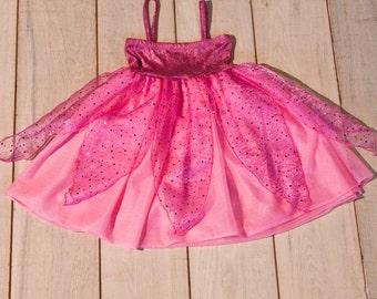 Flower fairy dress