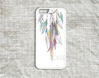 Dreamcatcher iPhone 5 5s Case, Dream Catcher iPhone 5C Cover, iPhone 5C Cases, iPhone 4 4S Cases, Rubber iPhone Cover