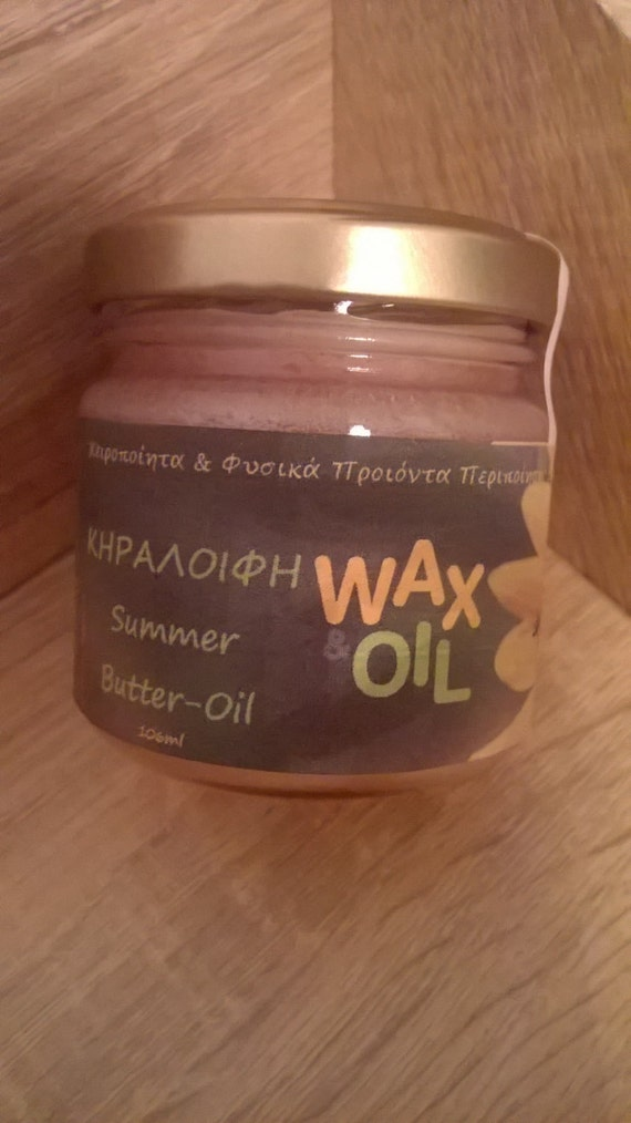 Beeswax Salve Butter-Oil