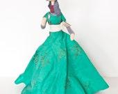 Extra Large Vintage Mod Pose Doll Beatnik made in Japan