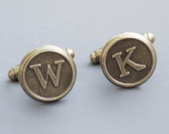 personalize cufflinks groomsmen cufflinks groomsmen gifts gifts for him mens cufflinks initial cufflinks letter cufflinks monogram cufflinks