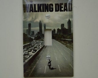 Walking Dead Switch Cover