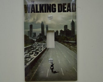 Walking Dead Switch Cover