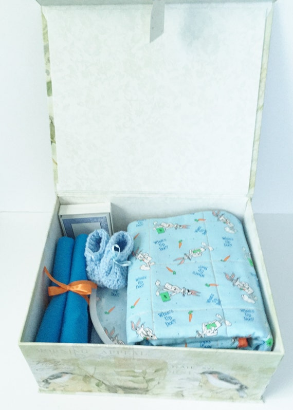 baby boy gift set shower gift boybaby gift baby by fordahbaby. Black Bedroom Furniture Sets. Home Design Ideas