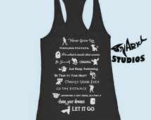 12 Best Disney Lessons Tank Top. Disney tank. Let It Go. Tank Top. Womens Fitness Tank Top. Womens Yoga Tank Top. Workout.