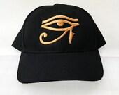 Eye of Horus Beanie or Baseball Cap