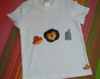 t-shirt Wizard of Oz