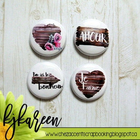"""Badge 1 """"- by here happiness"""