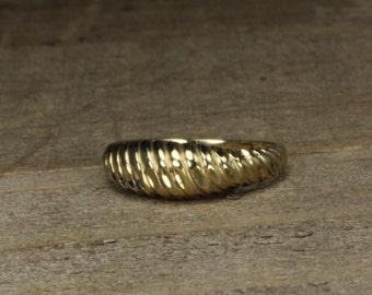 Estate, 10K Yellow Gold Ring