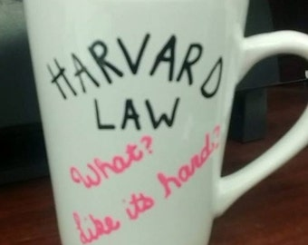 Legally Blonde Cup