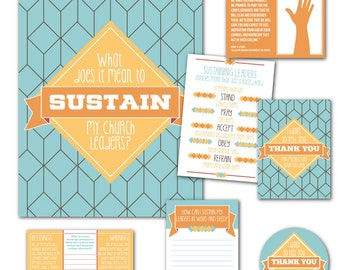 LDS YW Come Follow Me - June - What does it mean to sustain my leaders? - Printable lesson helps- MB