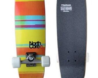 "Northcore ""Candy Bar Cruiser 26.5"" deck Skateboard"