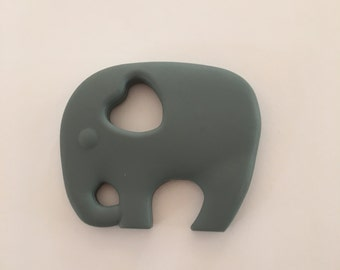 TEETHING ELEPHANT TOY