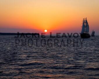 Santorini Sunset&Boat