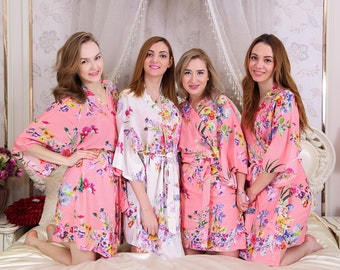 I03340 Personalized bridesmaid gifts unqiue bridesmaid gift cheap bridesmaid gift ideas personalized dressing gowns mens dressing gowns