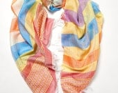 Hand-made in Ethiopia: The Carnival Bahar Scarf