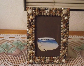 Sea Shell Picture Frame #2