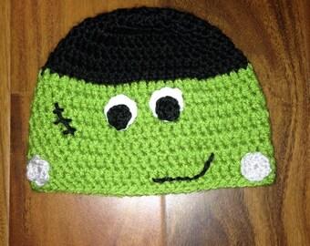 Frankenstein Inspired Hat