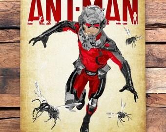 Ant-Man - Scott Lang Print