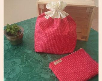 + Pochette Bag Set