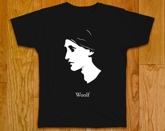 Virginia Woolf T-Shirt, British author