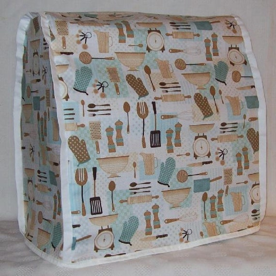 Kitchenaid Mixer Cover Kitchen Cooking By Countrycraftsny