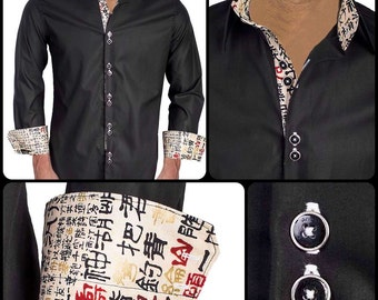 International Influence Designer Dress Shirt - Made in USA