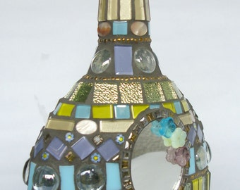 Mosaic Bottle Princess