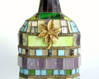 Mosaic Bottle Fall