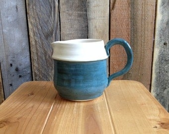 Pottery Pitcher, Ceramic Pitcher, Pitcher