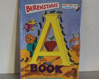 The Berenstain Bears A Book -  Stan and Jan Berenstain