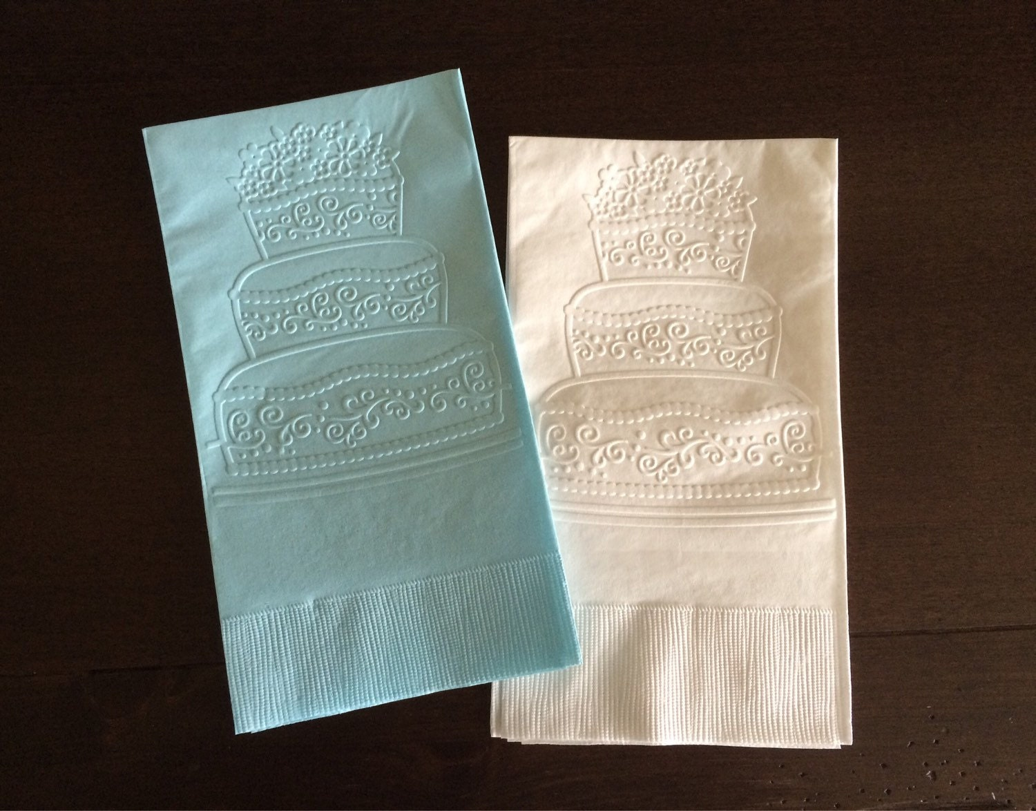 Guest Towel Napkins Dinner Napkin Wedding Cake Napkins