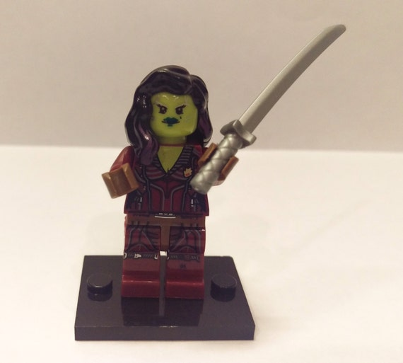 lego marvel gamora - photo #13