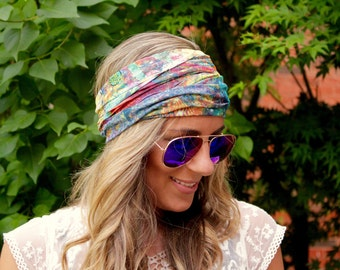 Buy any 2 get 1 FREE! Astronomer Yoga Headband, Workout Headband, Running Headband, fitness headband, Womens Headband, Boho Headband