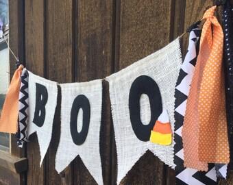 Halloween banner, Halloween decorations, halloween party, halloween decor, banner for halloween party, BOO banner, Cheap halloween banner