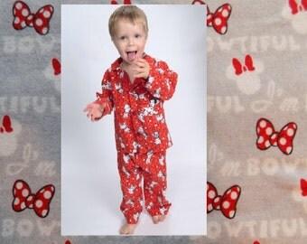 Minnie Mouse Bowtiful Pajamas