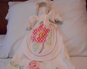 Grandma's Prairie Pillowcase doll