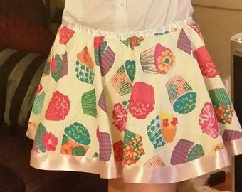 Skirt - Choose Your Own Fabric!