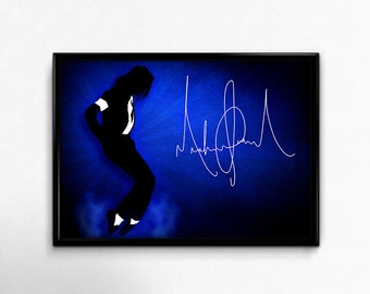 Micheal Jackson, Micheal Jackson Print, Micheal Jackson Poster, Micheal Jackson Art, Michael Jackson Collectible, Micheal Jackson Gift, MJ