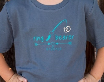 Ring Bearer Tshirt