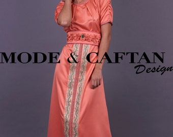 Caftan mercury, an original creation by fashion and caftan